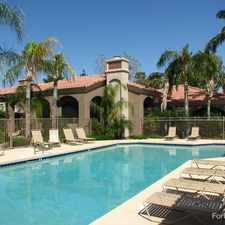 Rental info for La Serena Apartments in the Tempe area