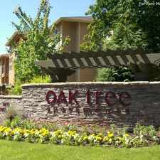 Rental info for Oak Tree / OT2 Apartments