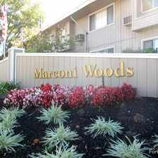 Rental info for Marconi Woods Apartments