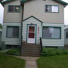 Rental info for ** Nov 1 ** $1395 Including Utilities ** Close to U of A, Whyte Ave, Downtown and Ravine Trails!!! * in the Mill Creek Ravine North area