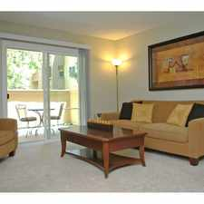 Rental info for Avana Almaden
