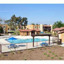 Rental info for Rio Vista Apartments