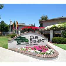 Rental info for Casa Monterey