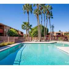 Rental info for Tanque Verde Apartments