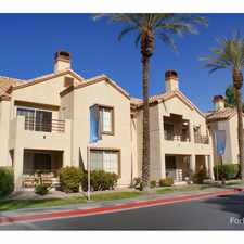 Rental info for Palm Villas at Whitney Ranch in the Henderson area