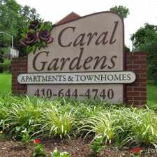 Rental info for Caral Gardens in the Beechfield area
