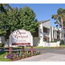 Rental info for Cypress Town Park