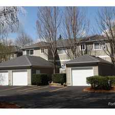 Rental info for Kentfield Townhomes and Apartments