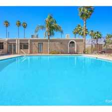 Rental info for Campbell Ranch on Roger in the Catalina Foothills area