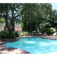 Rental info for Forest Oaks