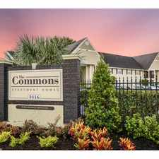 Rental info for The Commons in the Tampa area