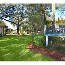 Rental info for Palms at Palisades, The