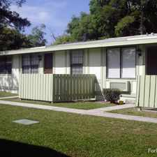 Rental info for Live Oak Apartments