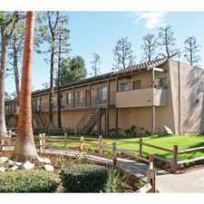 Rental info for Parkside La Palma Apartments in the Anaheim area