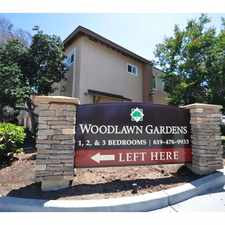 Rental info for Woodlawn Gardens in the San Diego area