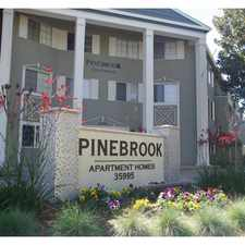 Rental info for Pinebrook in the Fremont area