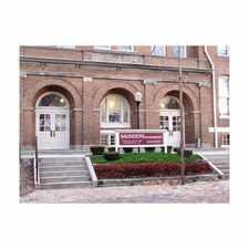Rental info for Saunders School Apts in the Joslyn Castle area