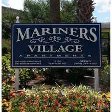 Rental info for Mariners Village Apartments