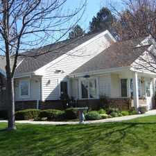 Rental info for Villas at Granville