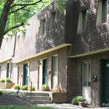 Rental info for Sun Valley Apts in the College Hill area