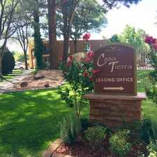 Rental info for Casa Tierra Apartments & Townhomes in the Albuquerque area