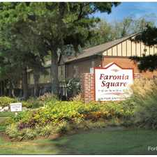 Rental info for Faronia Square Townhomes