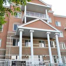 Rental info for MG2 - 1BED+Big Den+2baths - 2 U/G PKG STALLS - ALL UTILITIES INCLUDED! in the Anthony Henday South area