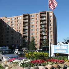 Rental info for Lincoln Towers Apartments in the Oak Park area
