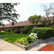 Rental info for Crystal Lake Apartments in the Crystal Lake area