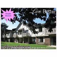 Rental info for Great Oaks Apartments - Live. Better. edwardrose.com