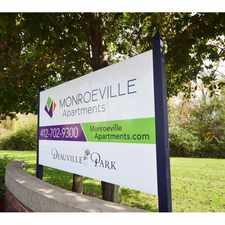 Rental info for Monroeville Apartments at Deauville Park