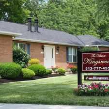 Rental info for Villas at Kingswood