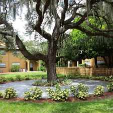 Rental info for Oak Manor at Temple Terrace in the Tampa area