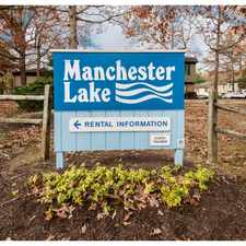 Rental info for Manchester Lake Apartments