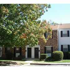 Rental info for Chippenham Townhomes in the Oxford area