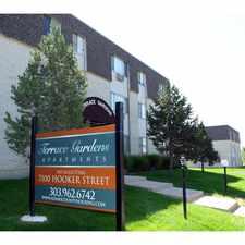 Rental info for Terrace Gardens