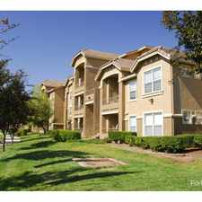 Rental info for Highland Creek Apartments