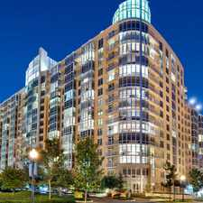 Rental info for Wisconsin Place in the Bethesda area