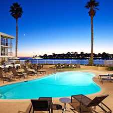 Rental info for Breakwater at Marina del Rey