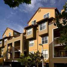 Rental info for City Gate at Cupertino