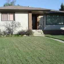 Rental info for Great Location! Great Price! Renovated House with Double Garage in the Belvedere area