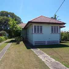 Rental info for Renovated on a Large Block! in the Zillmere area