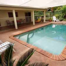 Rental info for Full On Tropical Paradise in the Cairns area