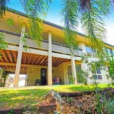 Rental info for JUST A SHORT WALK TO SCHOOL in the Yeppoon area