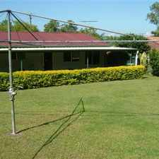 Rental info for 3 BED ROOM HOUSE IN BROWNS PLAINS! in the Brisbane area