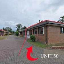 Rental info for IDEAL LOCATION & LOW MAINTENANCE in the Lawnton area