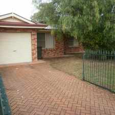 Rental info for Your new PLACE! in the Dubbo area