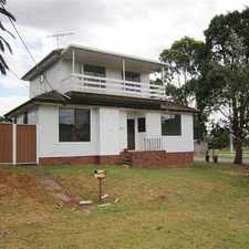 Rental info for Big Spacious Family Home in the Peakhurst area
