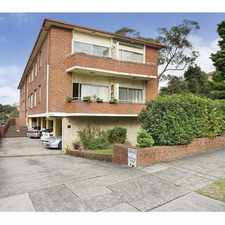 Rental info for TOP FLOOR APARTMENT WITH PARKING! in the Bellevue Hill area