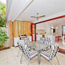 Rental info for Fully Furnished Executive Tri Level Townhouse in the Brisbane area
